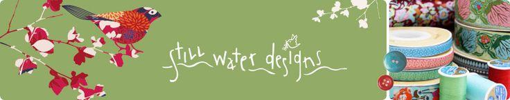 Stoffe kaufen: Still Water Designs (Online- und DaWanda-Shop)