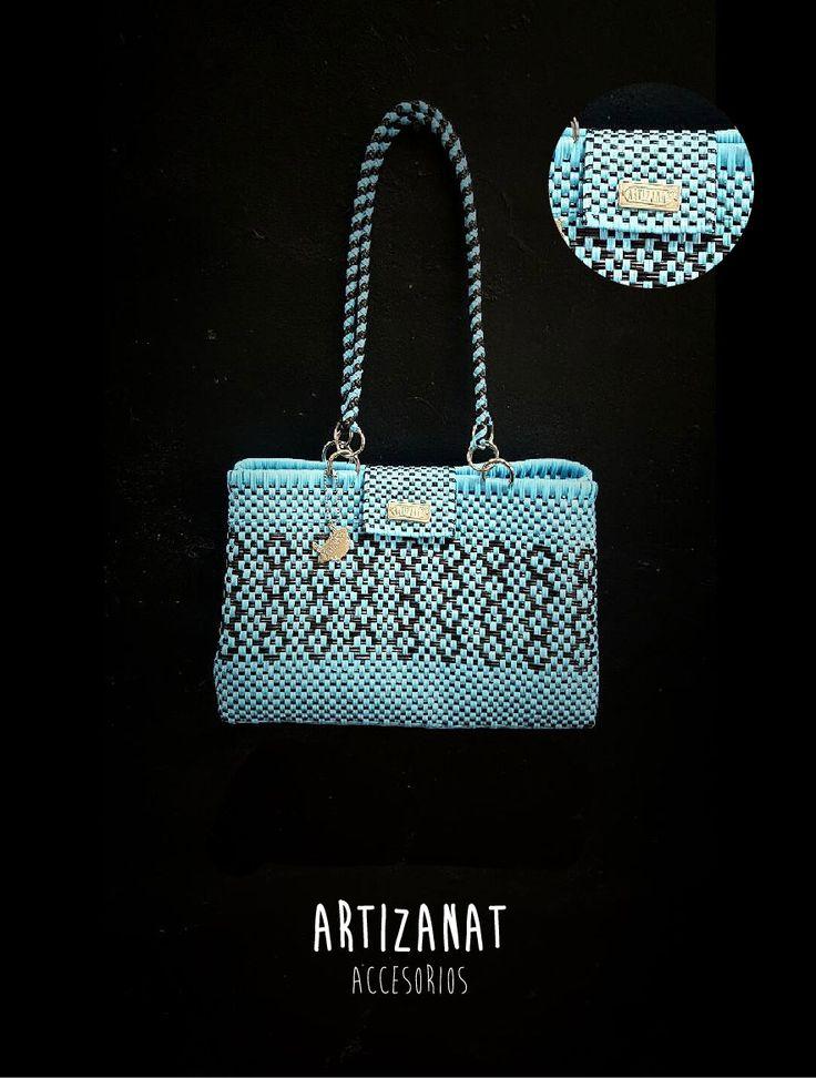 Cada bolso tiene su personalidad, su carácter y más si son artesanales y hechos a mano.