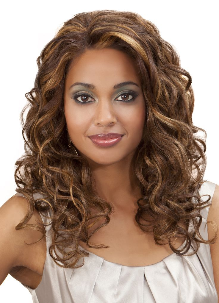 awesome Современная химическая завивка волос (50 фото) — Крупные локоны любой длины Читай больше http://avrorra.com/himicheskaja-zavivka-volos-krupnye-lokony-foto/