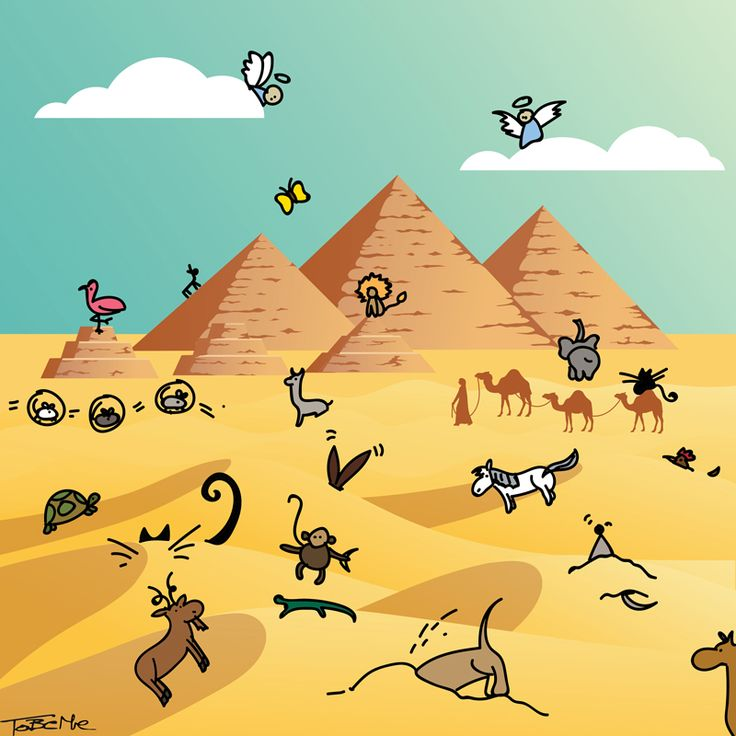 My kind of Egipt ;)