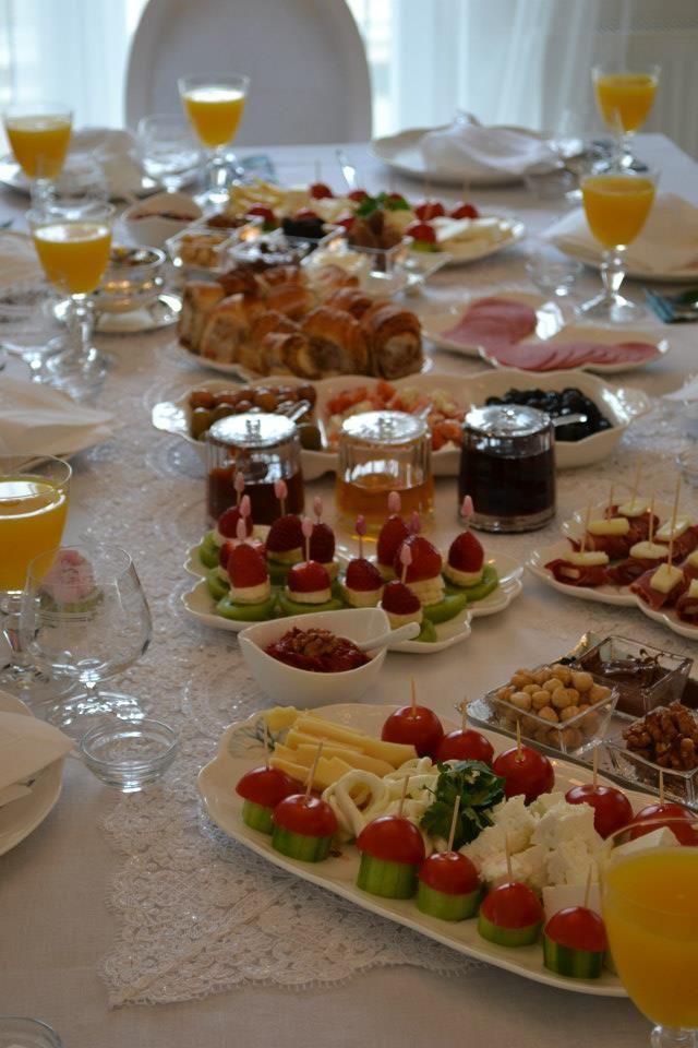 SONSUZ DEKORASYON: Çok Severiz Kahvaltı Keyfini :)