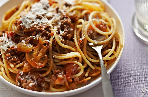 Spaghetti bolognese is an absolute classic and this recipe will quickly become your go-to for a dinner the whole family will love!