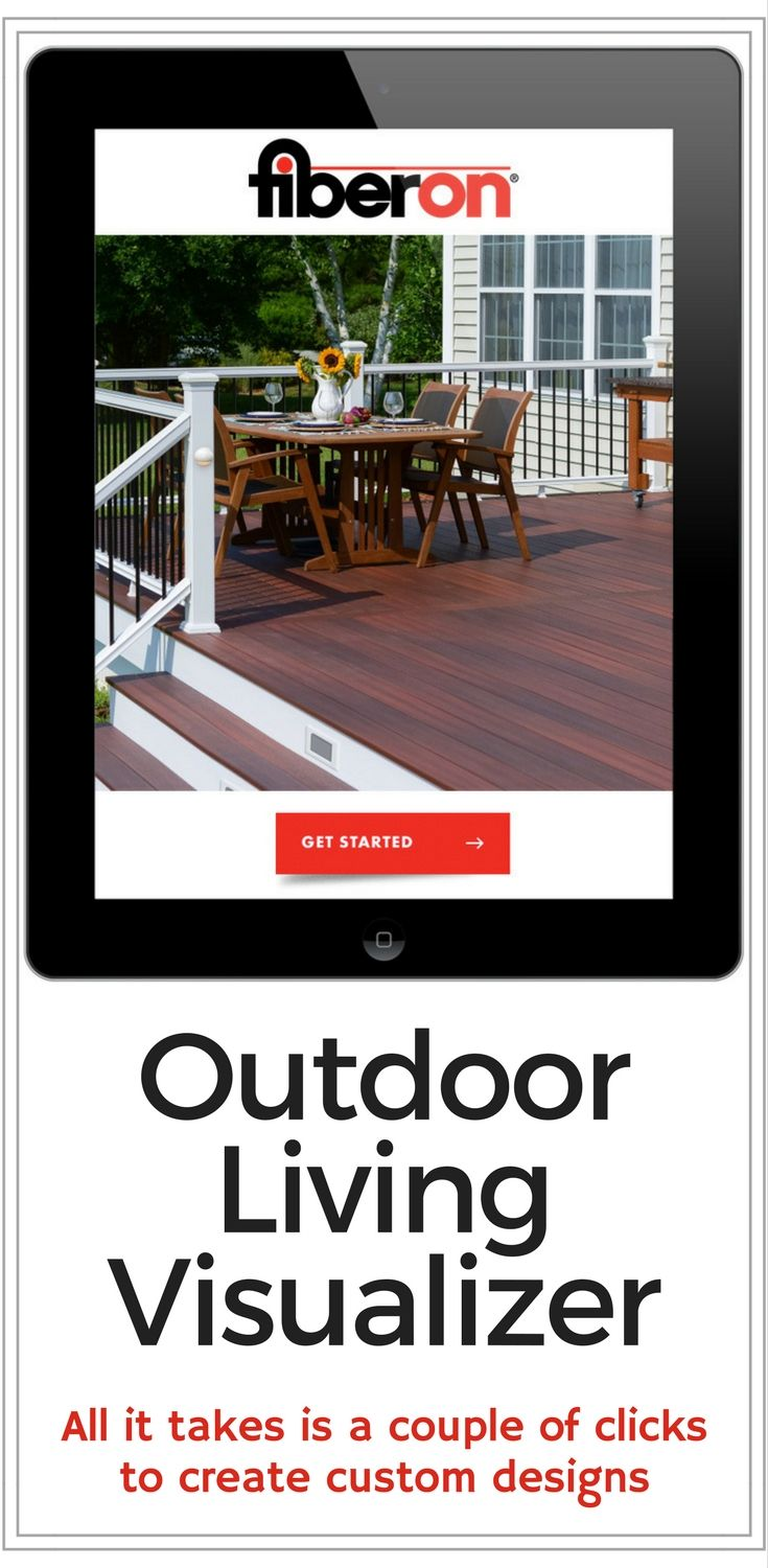 371 Best Images About Composite Decks By Fiberon On Pinterest Outdoor Livin
