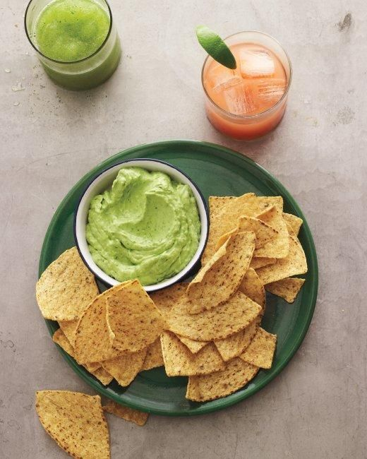 Creamy Avocado Dip Recipe