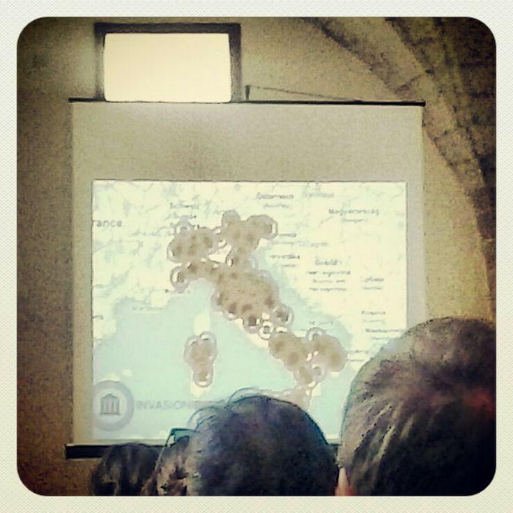 Le invasioni digitali in Italia!