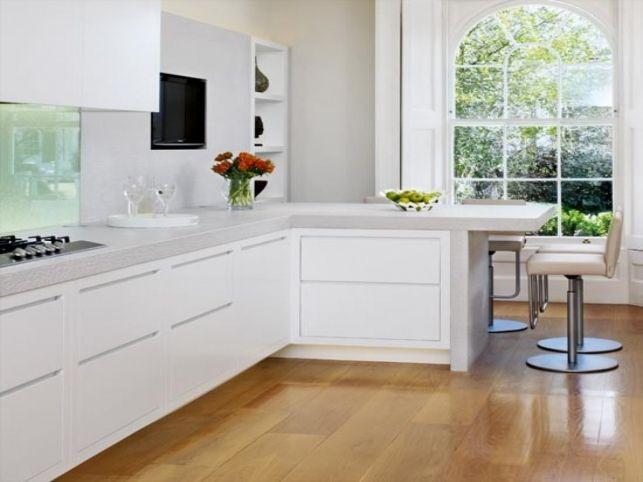 die besten 25 modern l shaped kitchens ideen auf pinterest l f rmige k che moderne k chen. Black Bedroom Furniture Sets. Home Design Ideas