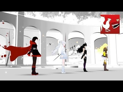 RWBY VOLUME 2 OPENING IS HERE!!!! FULL VERSION! CAN ALSO BE FOUND ON THE ROOSTERTEETH WEBSITE.