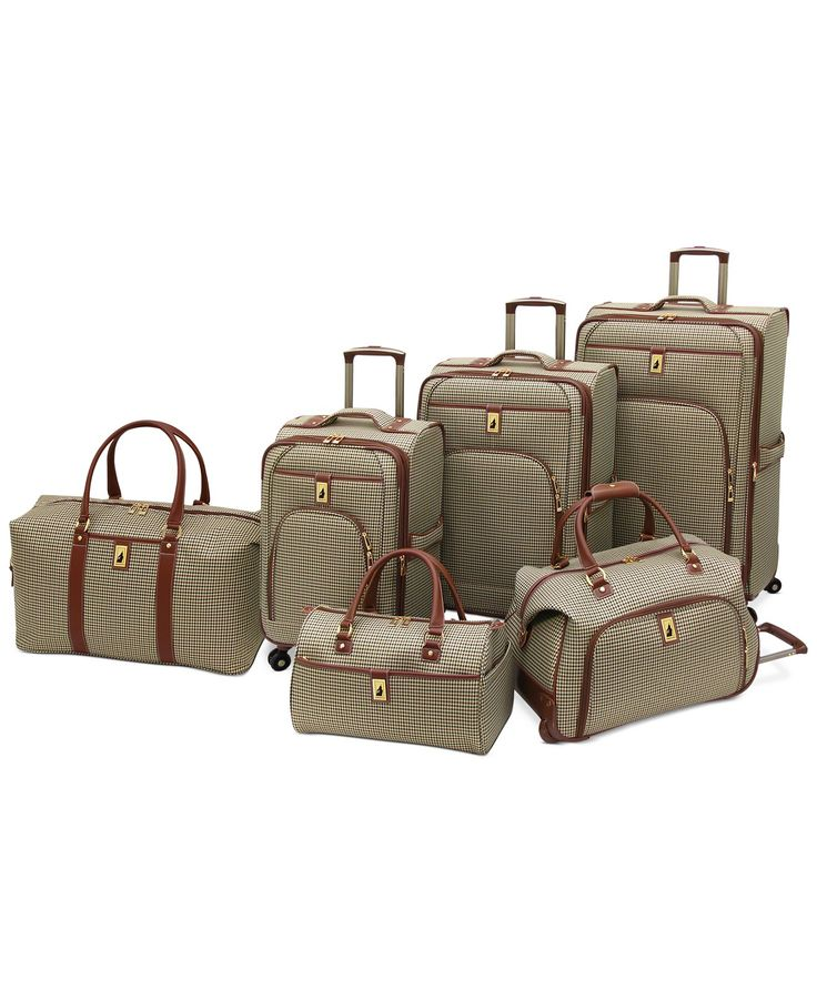 London Fog Cambridge Spinner Luggage - London Fog - luggage & backpacks - Macy's