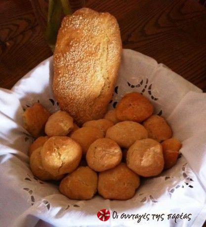 Ψωμάκια στη λαδόκολλα