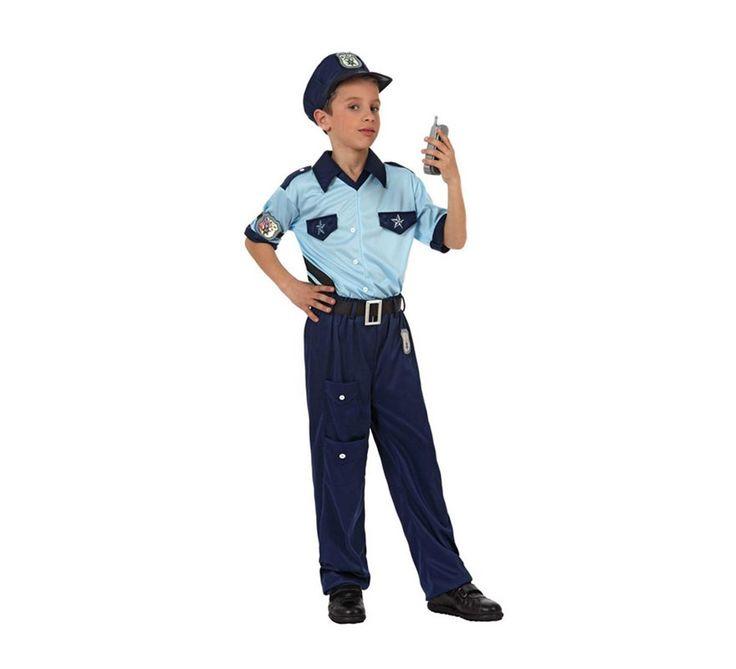 5 años Es un responsable policía