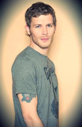 Joseph Morgan - men should not be allowed to be this good looking unless you can have them!