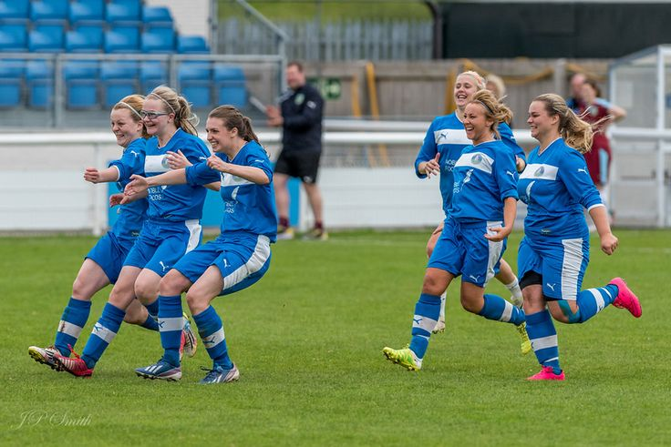 Penrith AFC Ladies produced one of the shocks of the round as they progressed to the 3rd Qualifying round of the FA Womens (SSE) Cup at the expense of Burnley FC Ladies