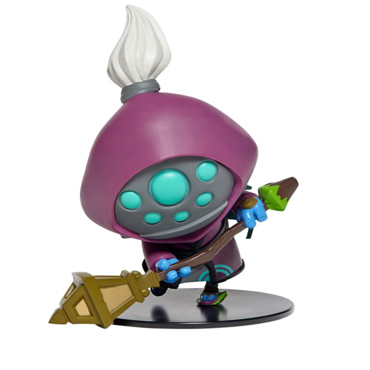 Jax figure from LoL - Riot Merch store