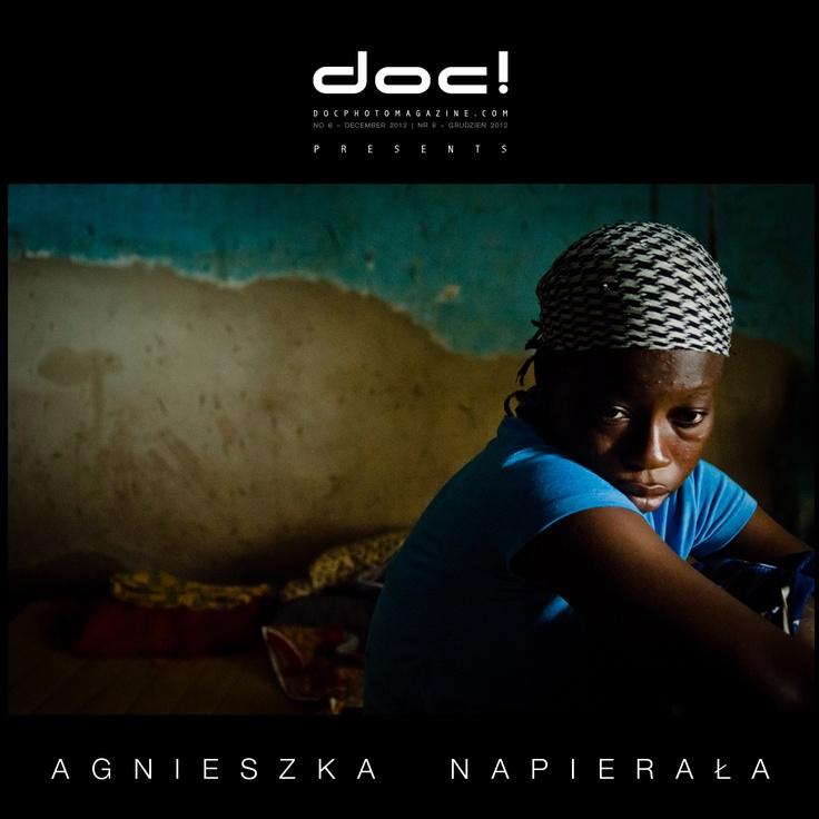 "doc! photo magazine presents: ""Broken pots"" by Agnieszka Napierala, #6, pp. 136-151"
