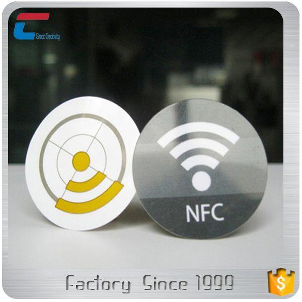 MIFARE Ultralight EV1 best price nfc sticker tag passive