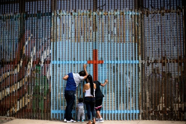 Trump's wall plans aggravate open wounds in Mexico