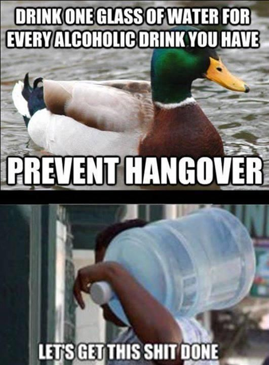 LOL!! 13 Funny Hangover Images