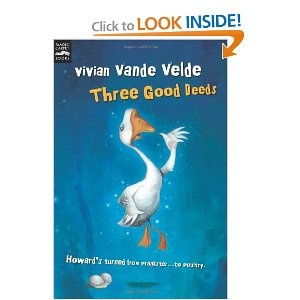 The first read aloud of the year, this humorous book with a serious theme is a perfect tie-in with our second grade goal of doing the right thing simply because it is the right thing.
