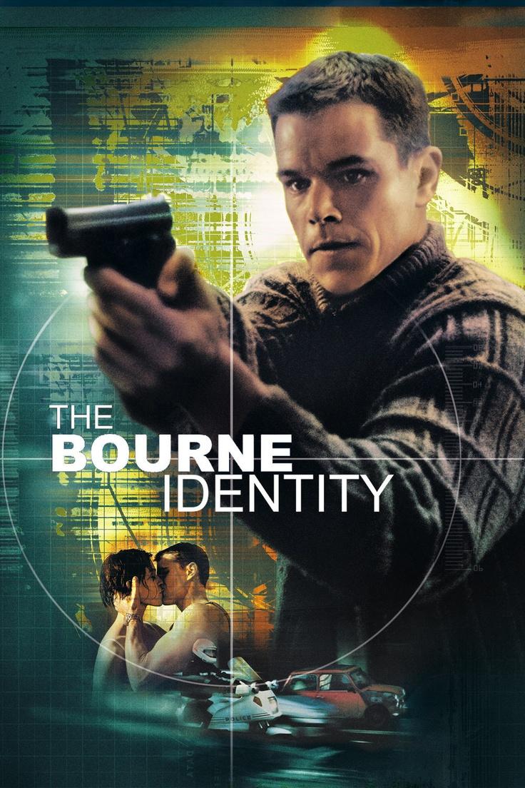 The Bourne Identity - series