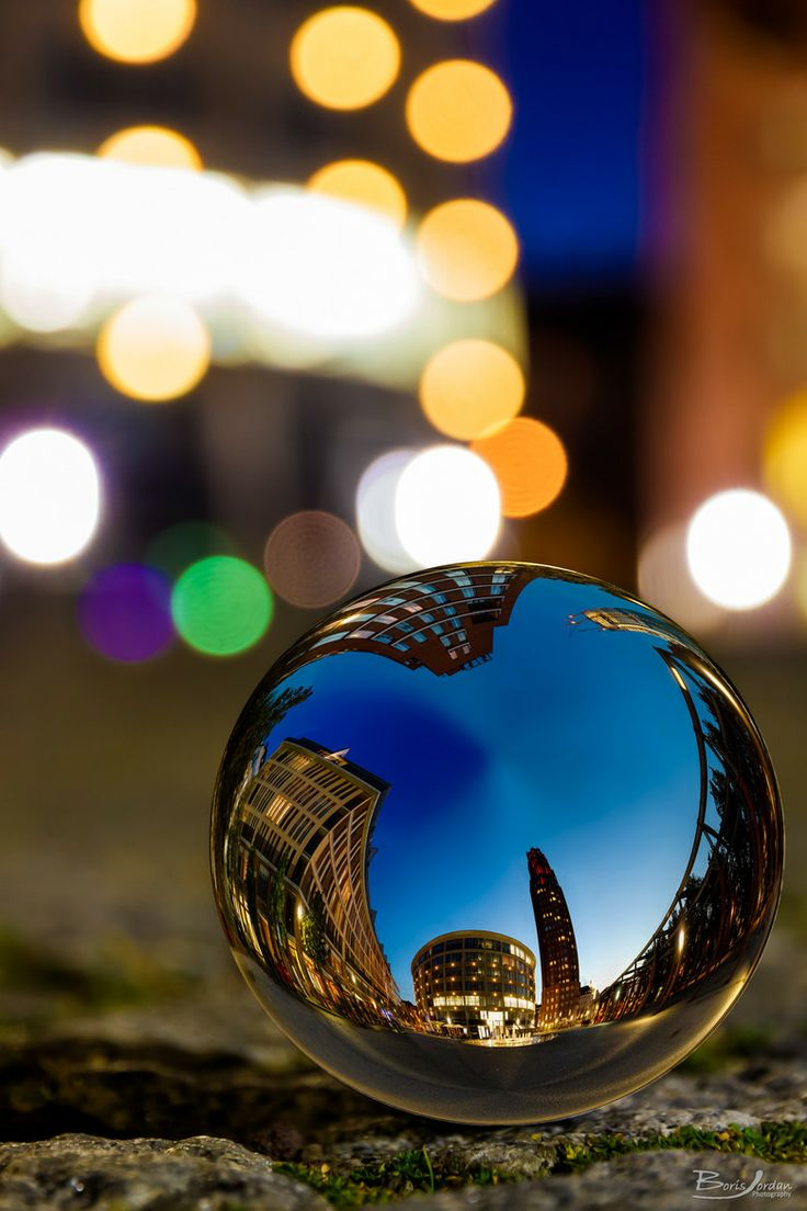 Crystal Ball... Self made.