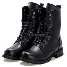 2014 estilo britânico clássico mulheres motocicleta Martin botas Punk atadura do tornozelo sapatos impermeáveis caminhadas sapatos femininos botas preta(China (Mainland))