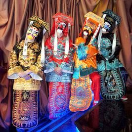 Китайский костюм дракона оренда в украине
