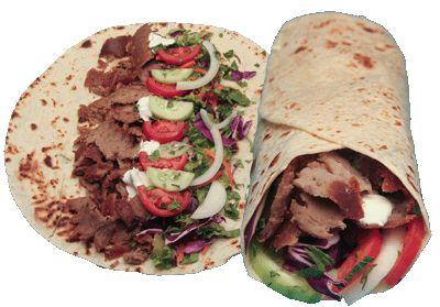doner kebab!