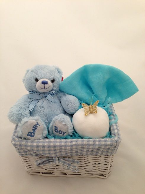 Our hamper range is now on #offer. The gift includes Soft toy, Cotton Muslin Cloth, Cotton Baby Grow 3-6 months.  All finished off with cellophane with gift tag and ribbon.