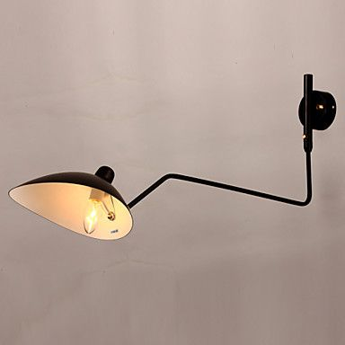 Loft Amercian Countryside Freely Wall Lights Vintage Bedside Long Mechanical Work Study Lamp For Indoor 4403586 2017 – $136.84