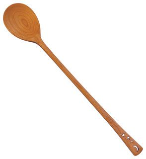 "13"" Spoon, Celestial Design - eclectic - cooking utensils - by MoonSpoon®"