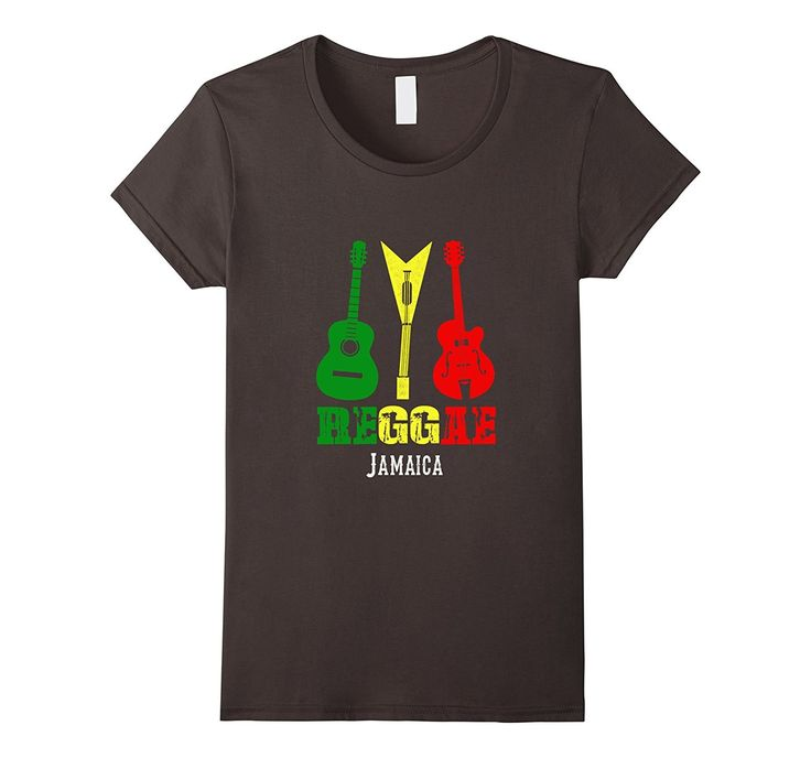 Reggae Music Jamaican Vacation T-Shirt