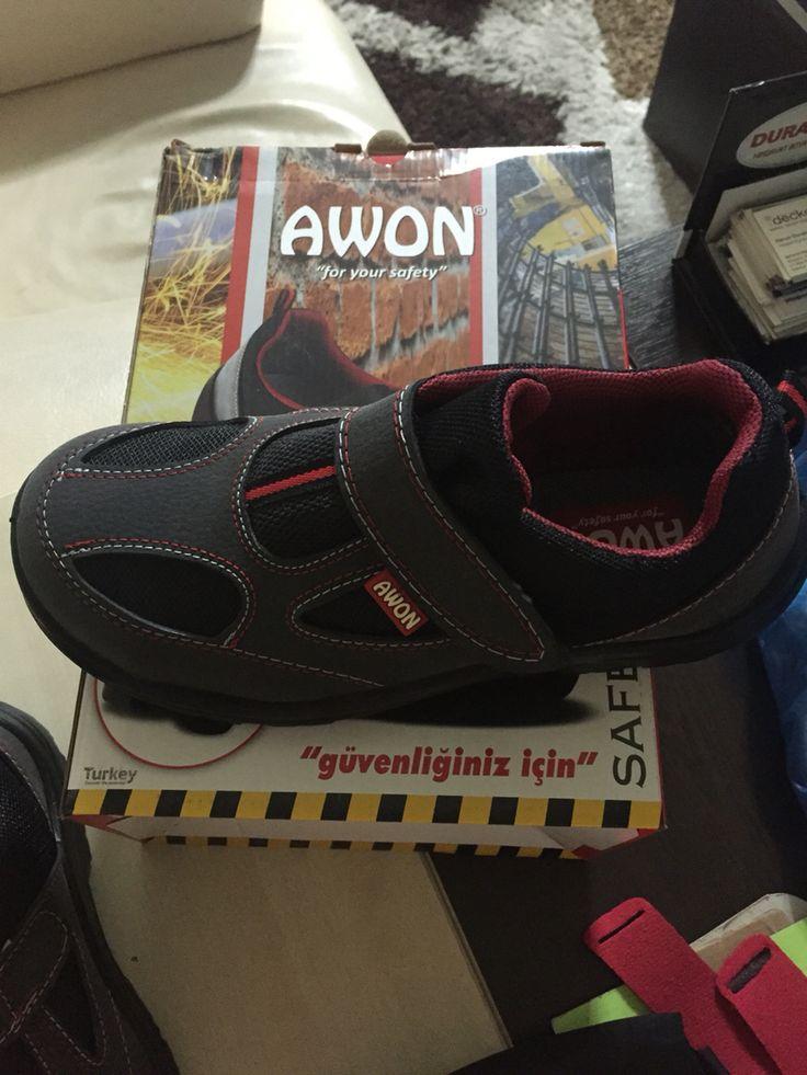 Awon #iş #ayakkabıları