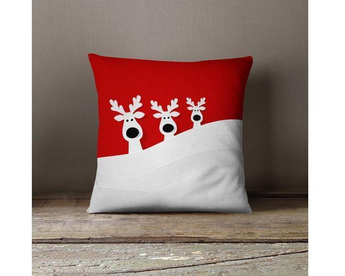 Сделать красивую подушку к празднику? Еще вполне успеем! - Ярмарка Мастеров - ручная работа, handmade
