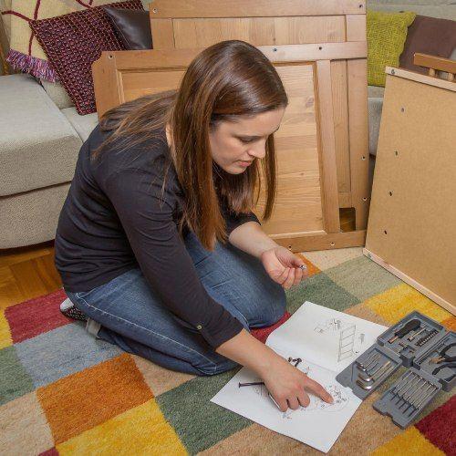 Diy: come rinnovare dei vecchi mobili