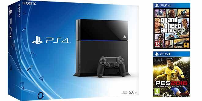 Διαγωνισμός Exodos24 με δώρο ένα Sony PlayStation 4 με 2 παιχνίδια