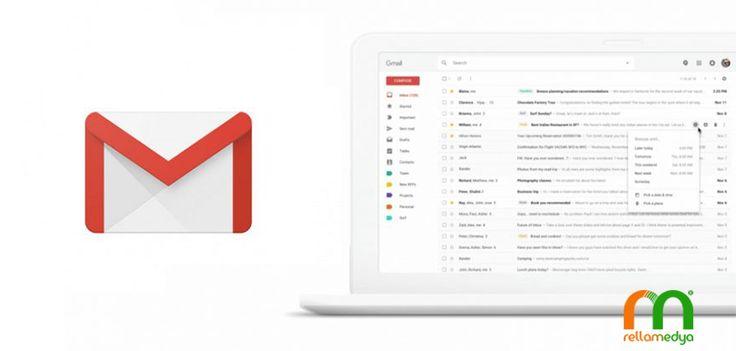 Gmail'in yeni sürümüne hemen nasıl geçilir? Devamı; http://www.rellablog.com/gmailin-yeni-surumune-hemen-nasil-gecilir/ #Rellamedya #Teknoloji #Gmail #Google