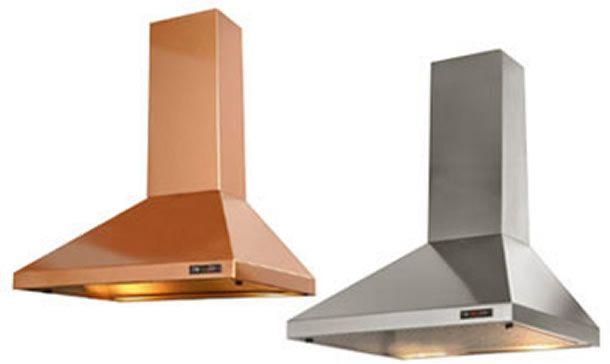 Etxea campanas de cocina equipamiento gastron mico y for Extractores de cocinas