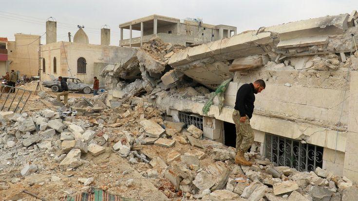 Informations sur la situation en Syrie : «Bruxelles est un centre de fabrication de fake news»