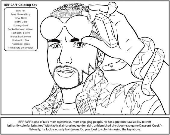 The Broke Kanye Coloring Book Google Search Worksheet