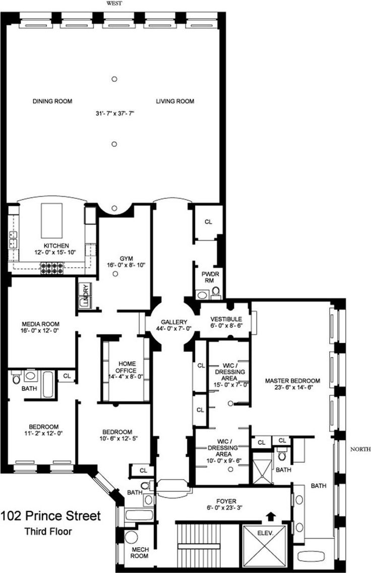 11 Best Floor Plans Images On Pinterest Floor Plans