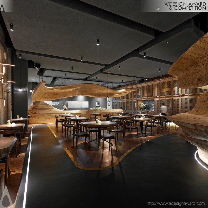 Raw Restaurant, Taipei by WEIJENBERG Pte Ltd