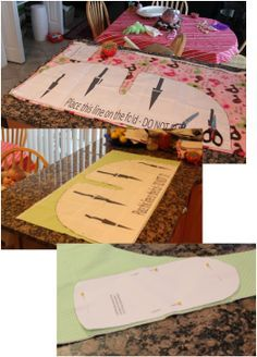 Baby Car Seat Canopy Cover Pattern/Tutorial