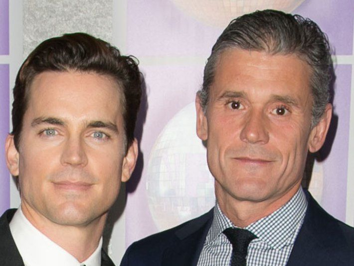 Matt Bomer Husband Simon Halls, Bio and Facts