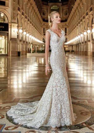 10 best Brautkleid Vintage images on Pinterest | Short wedding gowns ...