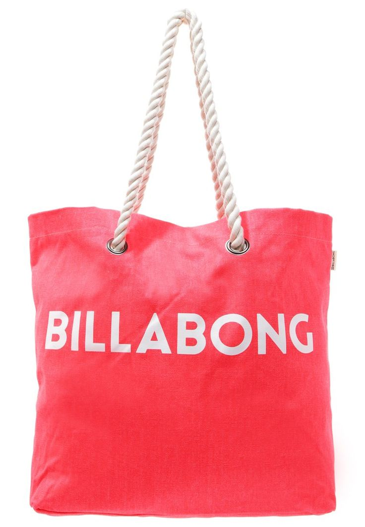 Billabong ESSENTIAL Torba na zakupy red hot