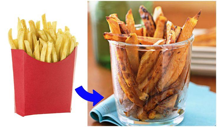 13 Healthy Food Swaps