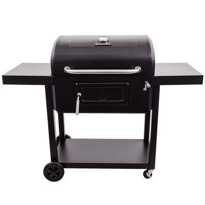 CharBroil Charcoal Grill 780 with Side Shelves