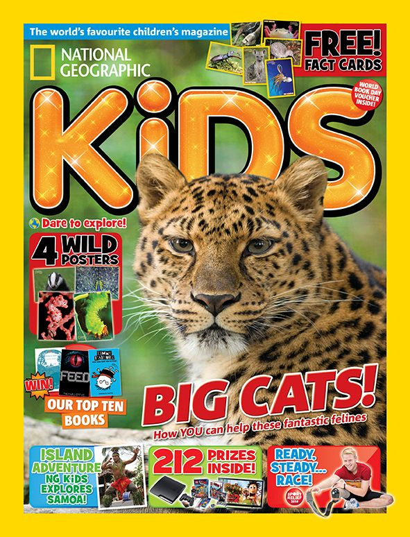 National Geographic Kids Issue 96