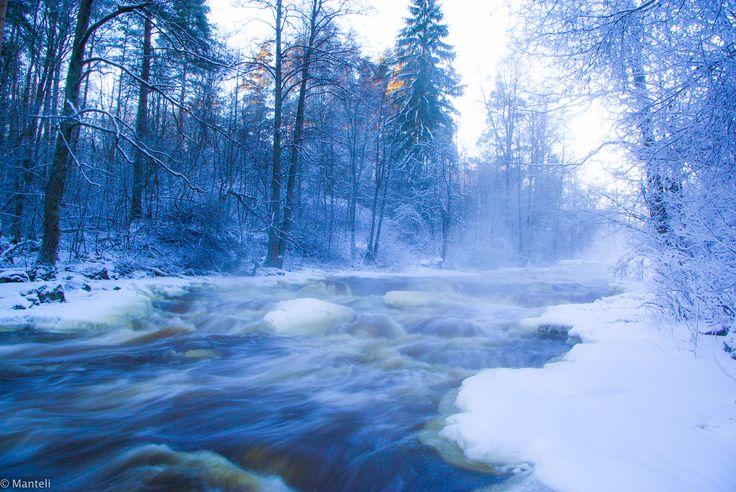 Nukarinkoski - Winter