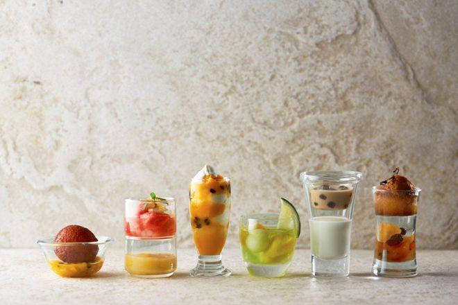 この夏に行きたい! ウェスティンホテル東京の「トロピカルフルーツ デザートブッフェ」。